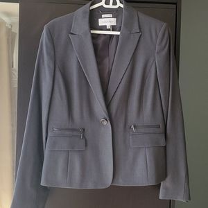 NWOT Calvin Klein jacket. Size 10